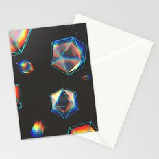 Refraction 4 Stationery Cards