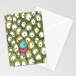 Pingo's People (Dare to be Different!) Stationery Cards