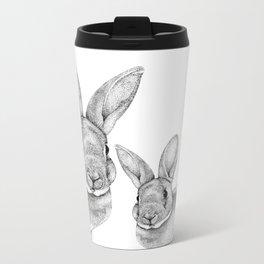 Conejo Metal Travel Mug