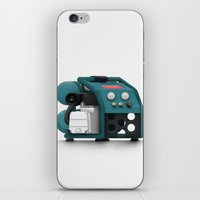 tool iPhone & iPod Skins featuring Tool Compressor by Steve Savalle