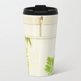 Spring window sampler Travel Mug