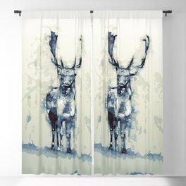Deer Blackout Curtain