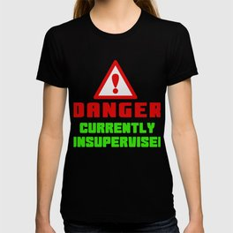 This is the best and funniest tee shirt that's perfect for you Danger T-shirt