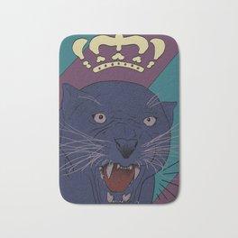 King Panther Bath Mat