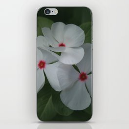 Three Is A Crowd iPhone Skin