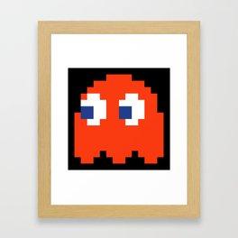 8-Bits & Pieces - Blinky Framed Art Print