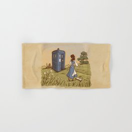 Adventure in the Great Wide Somewhere Hand & Bath Towel