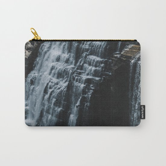 Middle Letchworth Falls Carry-All Pouch