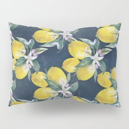 Lemons pattern Pillow Sham