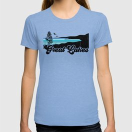 Great Lakes Coast T-shirt