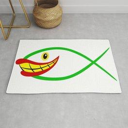 Joker Fish Rug