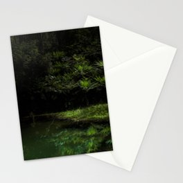 Forest Ferns Stationery Cards