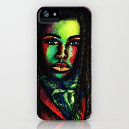 stoic beauty iPhone Case