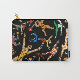 Circus by Nettwork2Design - Nettie Heron-Middleton Carry-All Pouch
