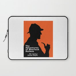 The Adventures of Sherlock Holmes Laptop Sleeve