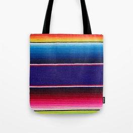 Serape of Mexico Tote Bag