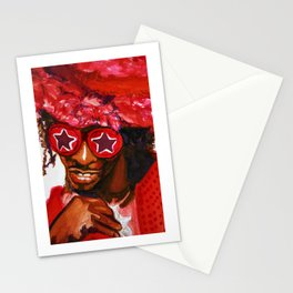 Bootsy Collins Stationery Cards