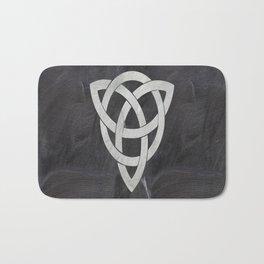 Celtic knot Bath Mat