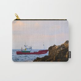 Fisher boat. Carry-All Pouch