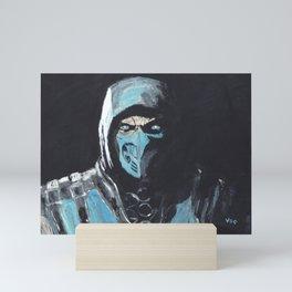 Zero Mini Art Print
