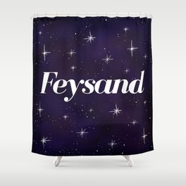 Feysand design Shower Curtain