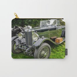 Classic Britsh MG Carry-All Pouch