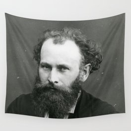 Portrait of Manet by Nadar Wall Tapestry