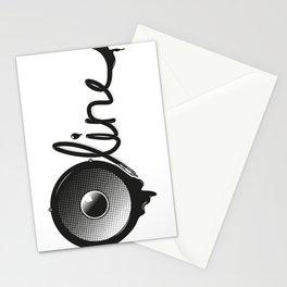 Bassline Stationery Cards