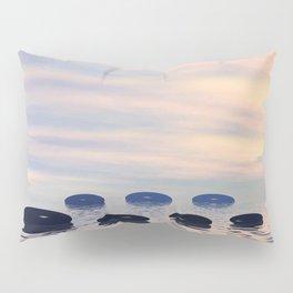 Zen Steine 1 Pillow Sham
