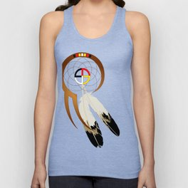 Dreamcatcher Unisex Tank Top