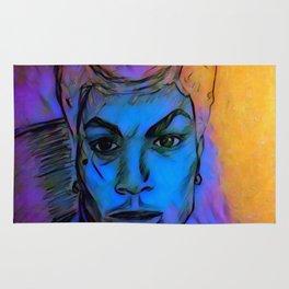 Ruby Rhod Rug