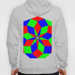 Nonagon RGB Puzzle Hoody