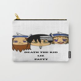 DEATH THE KID X LIZ X PATTY Carry-All Pouch