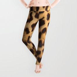 primitive trendy stylish fashionable safari animal leopard Leggings