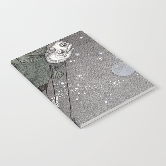 One Thousand and One Star Notebook