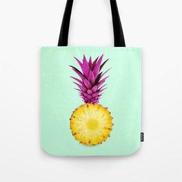 PINK PIÑA Tote Bag