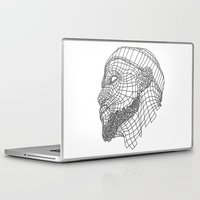 lebron Laptop & iPad Skins featuring Basketball King by NINE PROJECT
