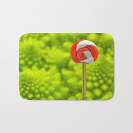 Romanesco Lollipop Bath Mat