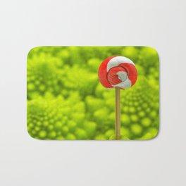 Romanesco Lollipop Bath Mat