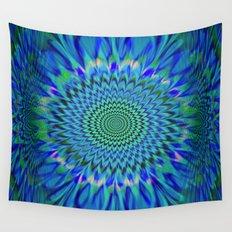 Hypnotix #1 Optical Illusion Wall Tapestry