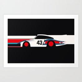 "935/70 ""Moby Dick"" Art Print"