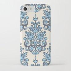 Akash damask ikat iPhone 7 Slim Case