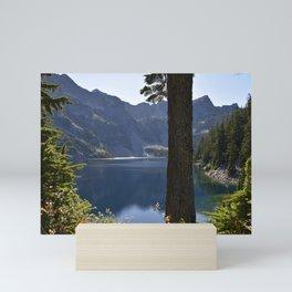 Alpine Paradise Mini Art Print