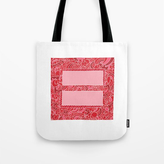 Support Marriage Equality. Tote Bag
