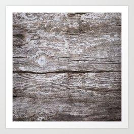 Piece of Driftwood #decor #society6 #buyart Art Print