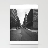 denver Stationery Cards featuring Denver Stroll by fat dominic