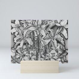 Iris et Lilium Mini Art Print