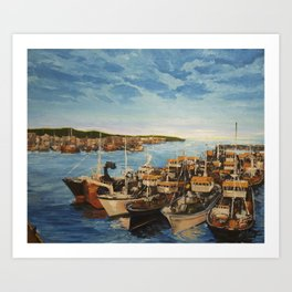 seascape 1 Art Print