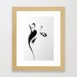 Conscience / Sub-Conscience Framed Art Print