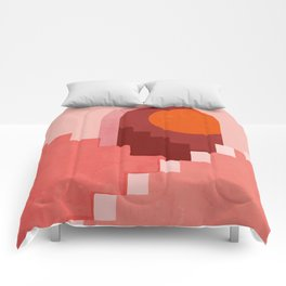 Abstraction_SUN_Architecture_Minimalism_001 Comforters